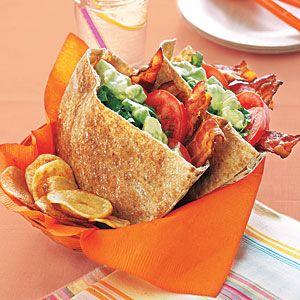 Delicious Picnic Recipes | BLT Pockets | AllYou.com