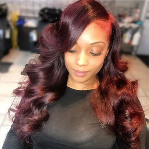 of hair styles 1000 ideas about weave hairstyles on 9121