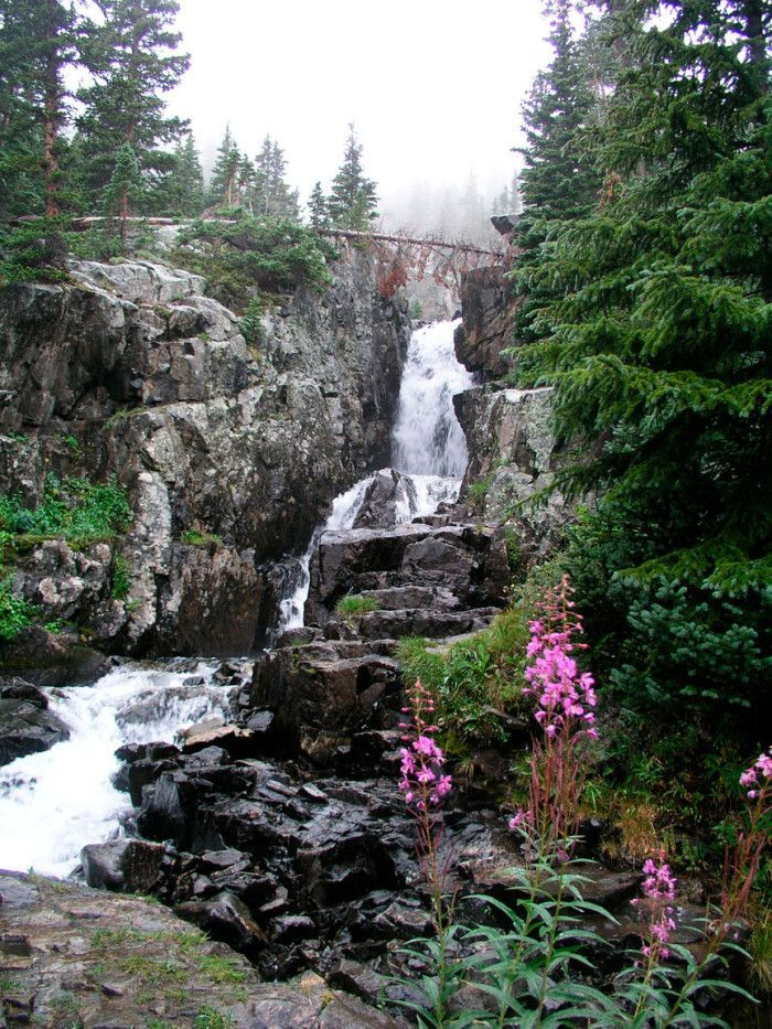 These 9 Breathtaking Waterfalls Are Hiding Near Denver