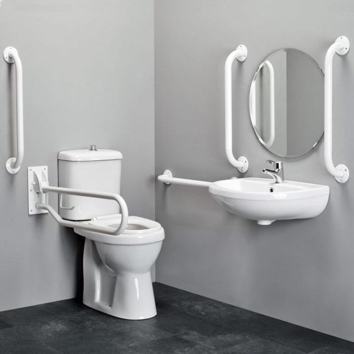 Las 25+ mejores ideas sobre Baño para discapacitados en ...