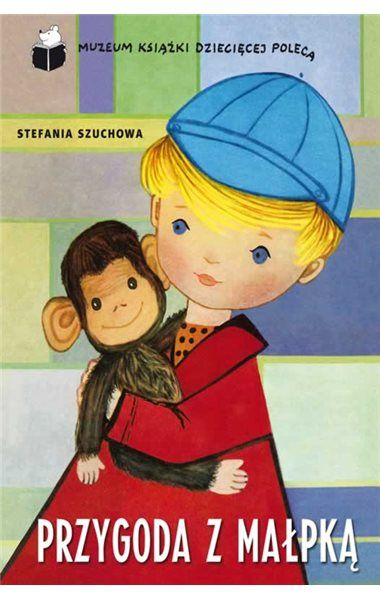 Pierwsze wydanie Przygody z małpką miało miejsce w 1960 roku. Stefania Szuchowa, mistrzyni opowiadań o charakterze wychowawczym, napisała  historię małego chłopca, który ginie w tłumie i nie wie, jak się nazywa.