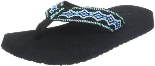 Reef Women's Sandy Flip Flop Sandal