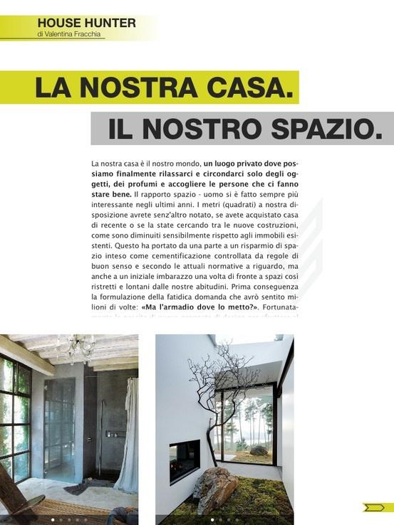 CoolTo Magazine aprile 2013 - estratto