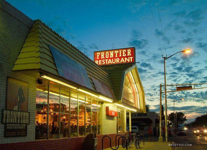 Neighborhood Restaurants In New Mexico