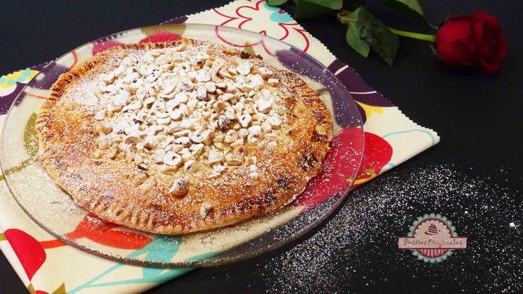 Pantxineta (Masa de hojaldre y crema pastelera) - ¿Cómo se hace?