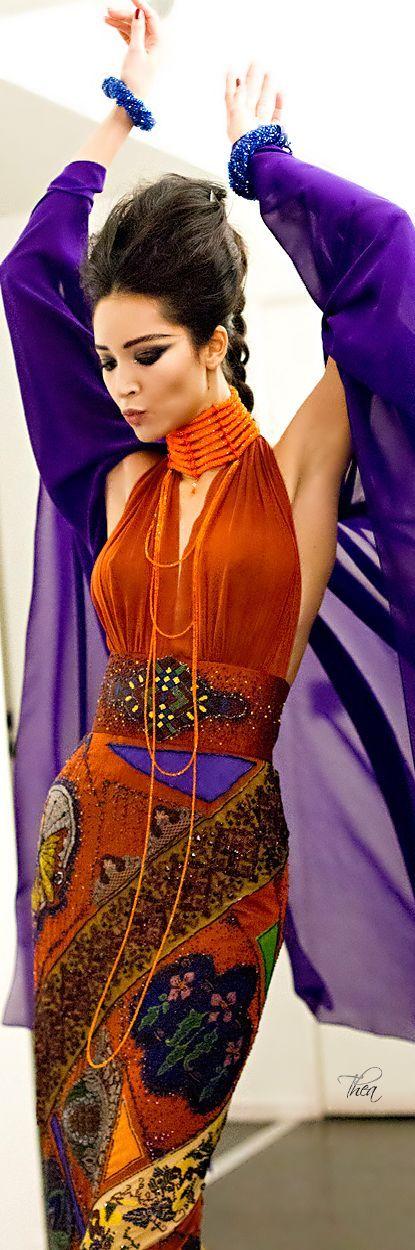 Beautiful.. Color Fashion