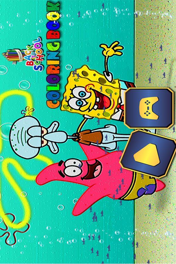 Jeu De Bts Coloriage Bob L Eponge Coloriage Jeux Coloriage Jeux Gratuit