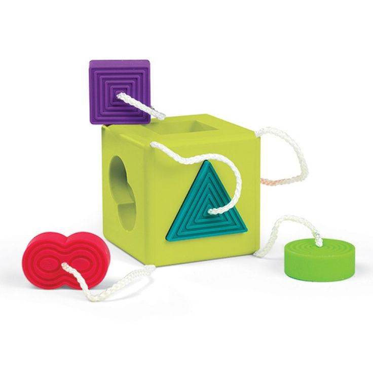 1 to 2 year olds : OombeeCube by Fat Brain Toys