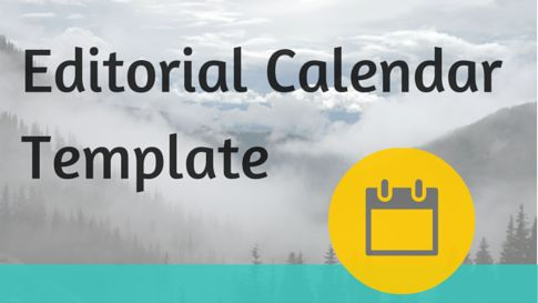 Editorial Calendar Template to Save Time and Boost Your Social Presence https://www.truesocialmetrics.com/blog/editorial-calendar-template