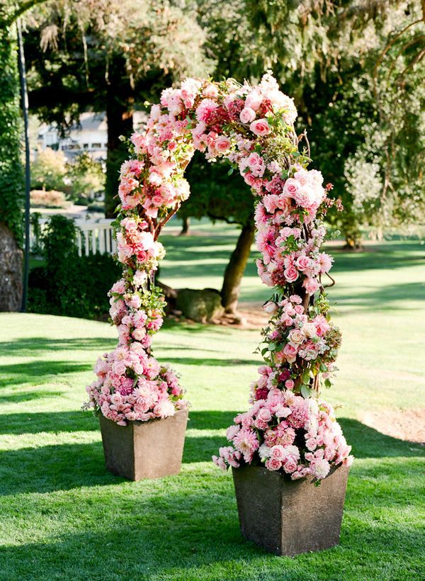 Sweet Pink: http://www.stylemepretty.com/2015/07/17/26-floral-arches-that-will-make-you-say-i-do/