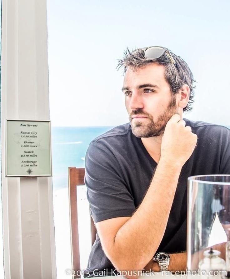 Zack Larsen, Wild Bill's son, deckhand on the Cape Caution