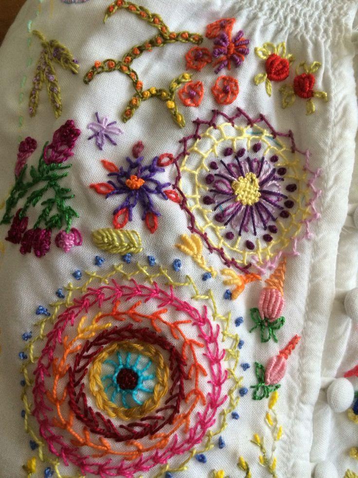 Embroidery bordado brasileiro                              …