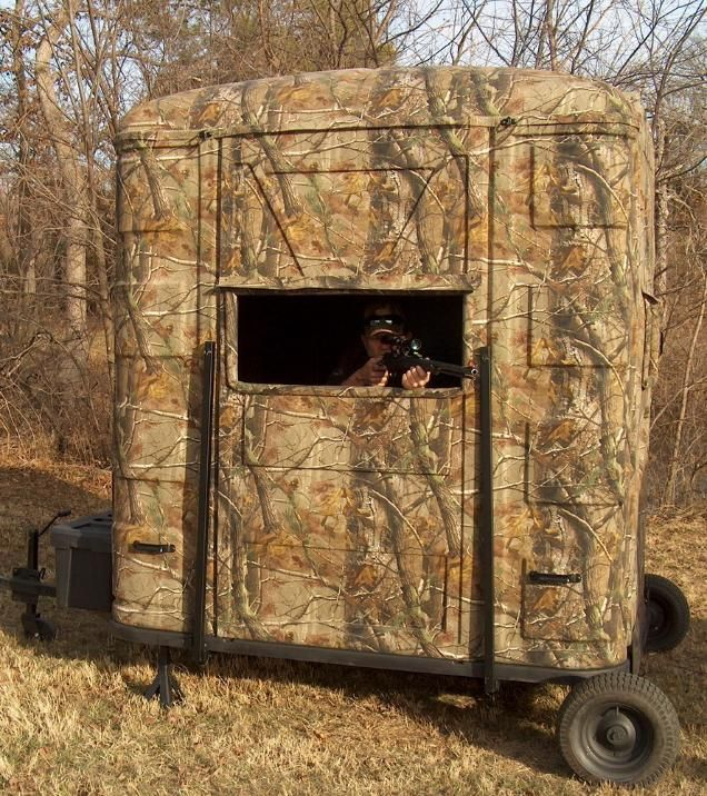 Ground blinds deer stands hunting blinds portable blinds realtree - 3056 Best Hunting Images On Pinterest Hunting Stuff