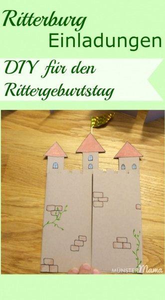16 besten Ritter & Drachen Kindergeburtstag Bilder auf Pinterest