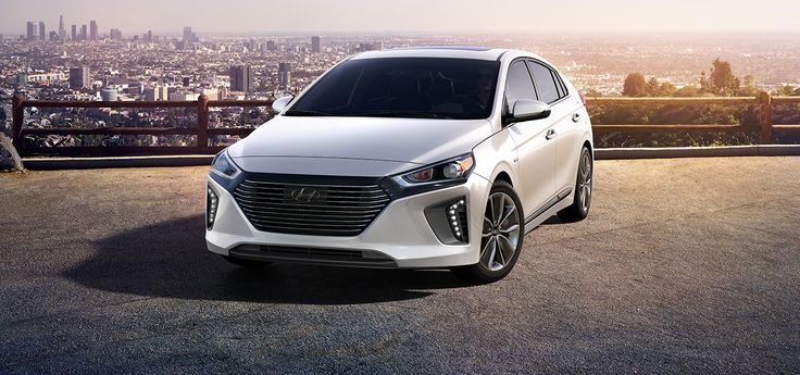 2017 Ioniq Hybrid Vehicle Gallery | Hyundai