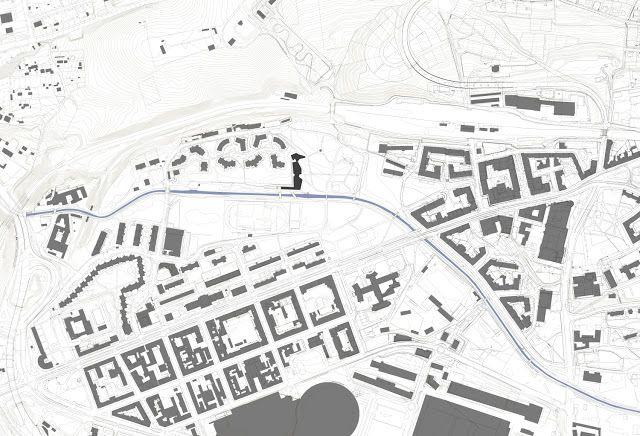 atelier kuzemenský & synek: diplomní projekt - David Kučera - zima 2012 - bydlení pro seniory