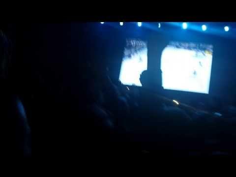 Vítejte v hokejovém snu! Jaromír JÁGR - GÓL na 4:3 (Euforie ve fanzóně)