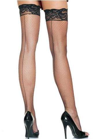 a88616c1cebd7 Back Seam Fishnet Stockings - Women's Online Store in 2019 | Deb ...