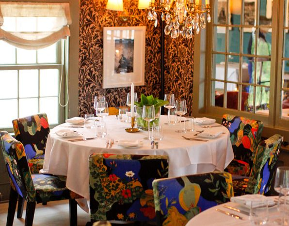 Top 5 places to eat in East Hampton (where you're always welcome) - The Living Room @ The Maidstone