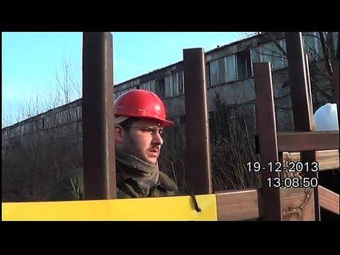 Tadeusz Komorowski, syn prezydenta, przepędza urzędnika - YouTube