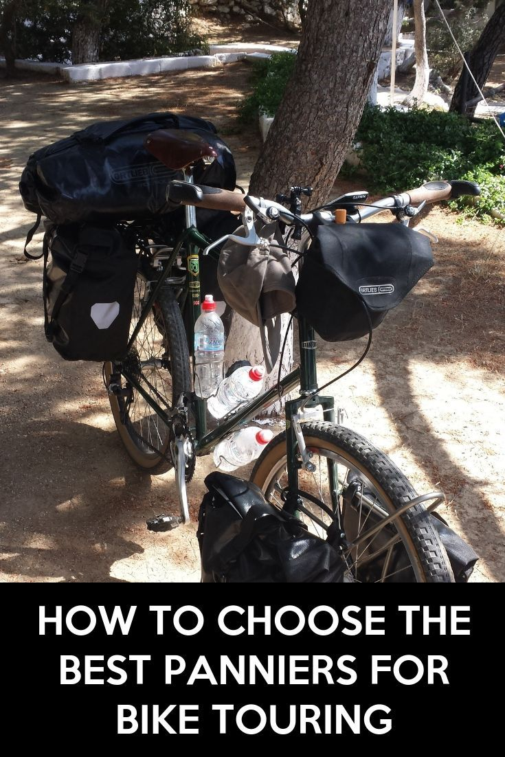 Best Panniers For Touring 2019 Waterproof Bike Panniers Review