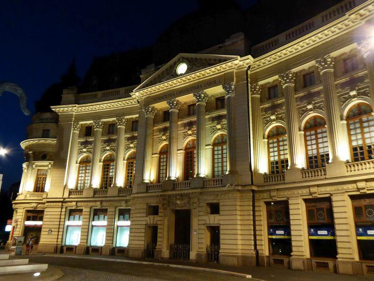 Bucharest, Romania | Aug-2015
