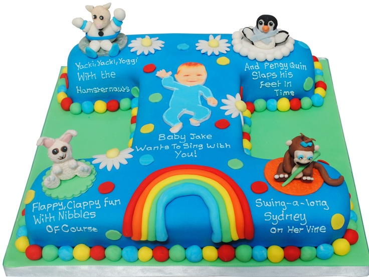Baby Jake cake Crafty shit Pinterest Jake cake