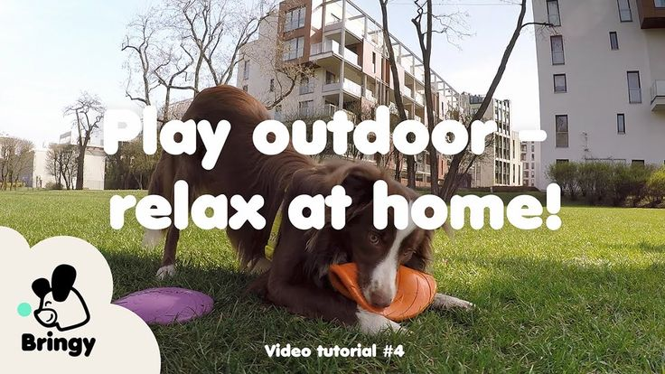 Play outdoors and relax at home - lifehack #4 by Bringy
