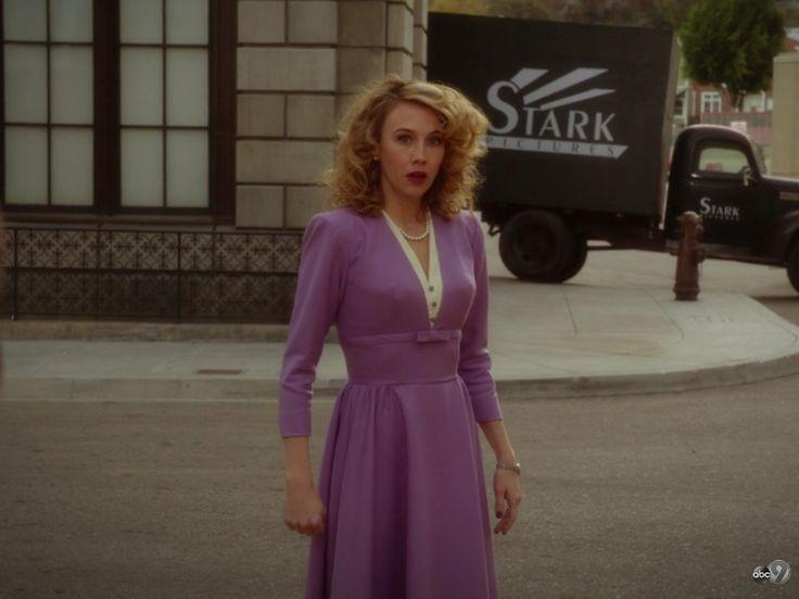 Agent Carter Wynn Everett as Whitney Frost
