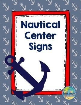 Preschool Center Signs can serve several purposes; these are unique in that they provide parents and staff members with cues as to what children are learning about or working on in particular centers.