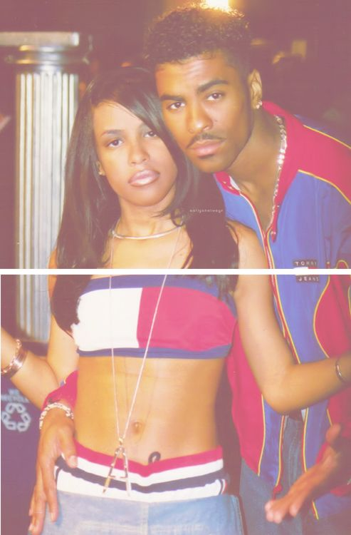 Aaliyah and Genuwine