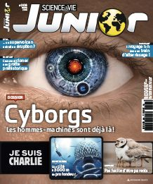 Science & Vie Junior n°306, mars 2015