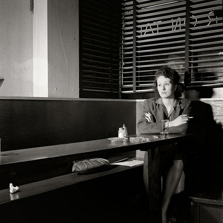"""Esther Bubley """"Nighthawk"""" (1943)"""