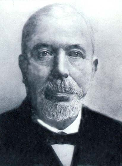 John Houlding Founder of Liverpool FC 1892