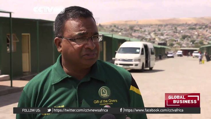 A new green communal village has helped lift residents living in the impoverished Alexandra Township out of squalid conditions. As Julie Scheier reports, it'...