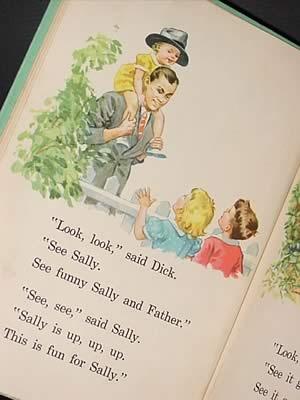 Dick and jane book series