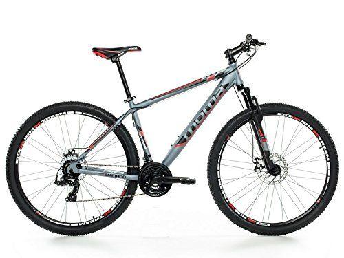 """Moma Bikes Montaña Mountainbike 29"""" Btt Shimano, Aluminio, Doble Disco y Suspensión Bicicleta, Unisex Adulto Precio e informacion en la tienda: http://www.comprargangas.com/producto/moma-bikes-montana-mountainbike-29-btt-shimano-aluminio-doble-disco-y-suspension-bicicleta-unisex-adulto/"""
