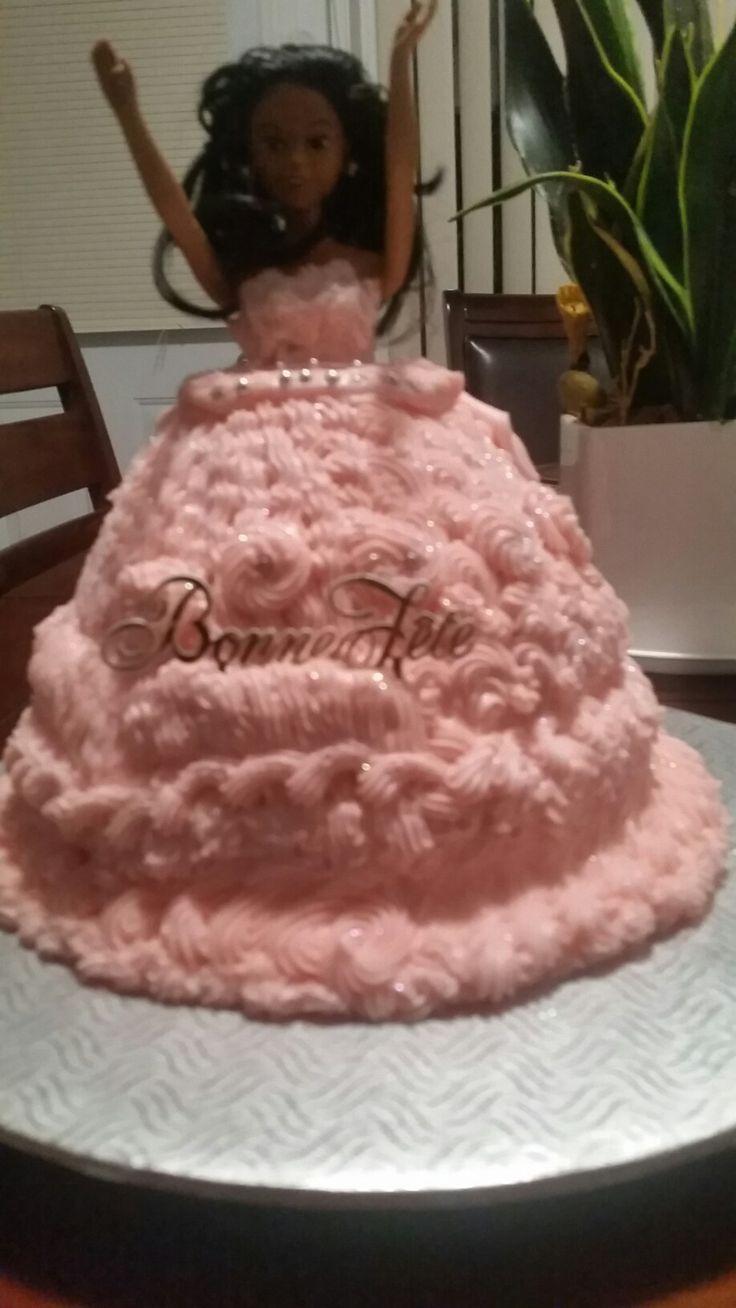 Princess Nubian Cake