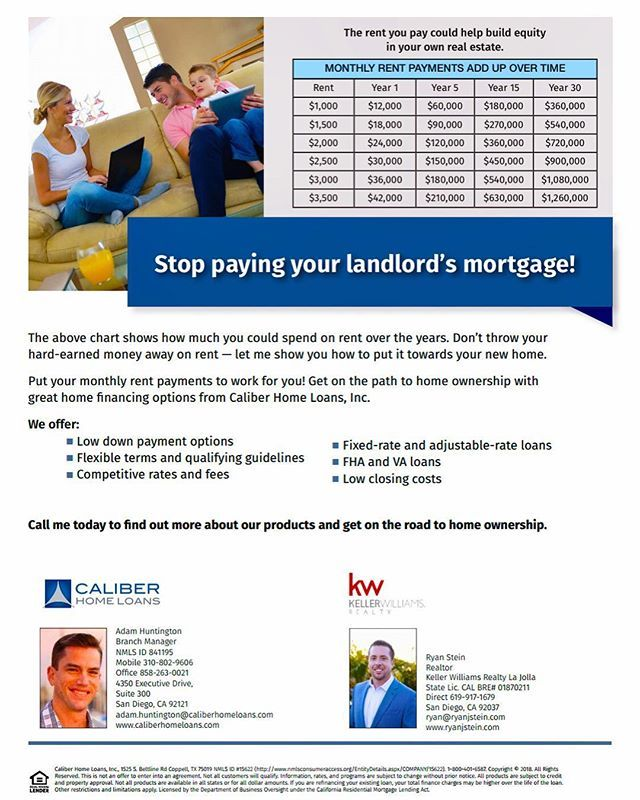💥Did you know you can use most  401K plans for down payments on primary residences?🤔💰💡 Plans differ on how much so be sure to consult w/ your plan administrator.🤓 • $ • $ • #mortgageman #sandiegoloans #sdloans #mortgagelender #thatpblife #pacificbeach #missionbeach #sandiego #firsttimehomebuyer #sandiegorealestate #sandiegorealtor #pbrealestate #loans&drones #loansanddrones #friendlylender #410k #rentsandiego #sandiegorentals - posted by Loans & Drones…