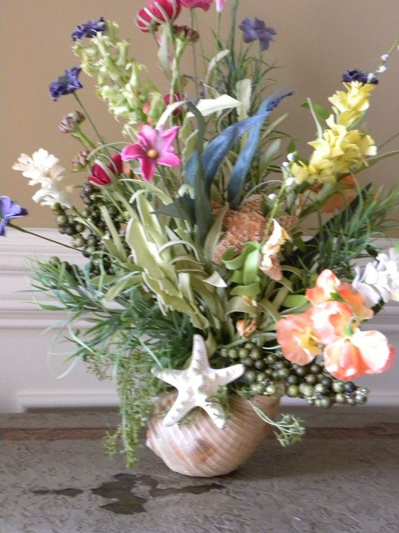 209 Best Floral Arrangements Images On Pinterest Artificial Flowers Fake Flowers And Silk Flowers