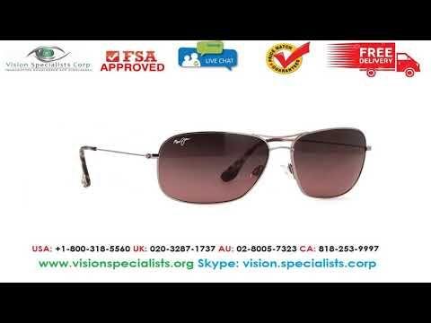 428873c27b7 Maui Jim Breezeway RS773 16R Sunglasses
