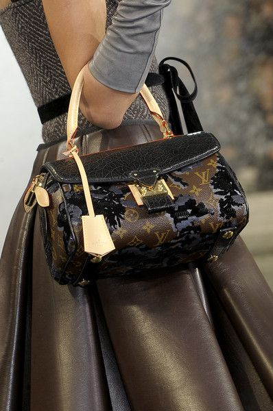 Louis Vuitton Fall 2010 Runway Pictures 0dead17ce93cf
