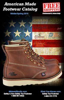 Thorogood Work Boots & Thorogood Work Shoes, Thorogood Boot & Shoe Collection