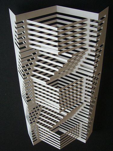 3 spine concertina fold by elod beregszaszi, via Flickr