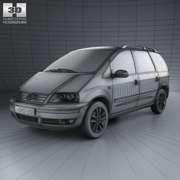 Volkswagen Sharan 2004 Volkswagen Sharan Volkswagen Touran Volkswagen Peugeot