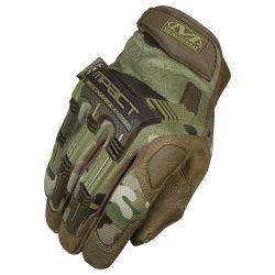 Mechanix Wear M-Pact Glove, Multi-Cam Pattern, Large 10