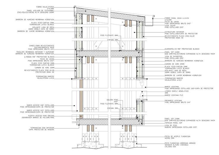 Galería de 50 Detalles constructivos de arquitectura en madera - 148