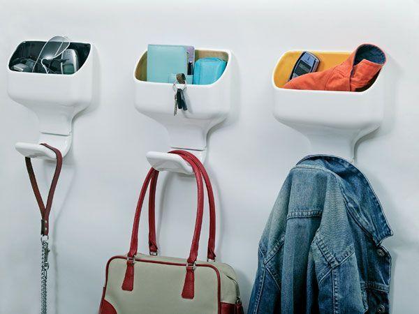ceramic hook boxes by designer Luca Nichetto