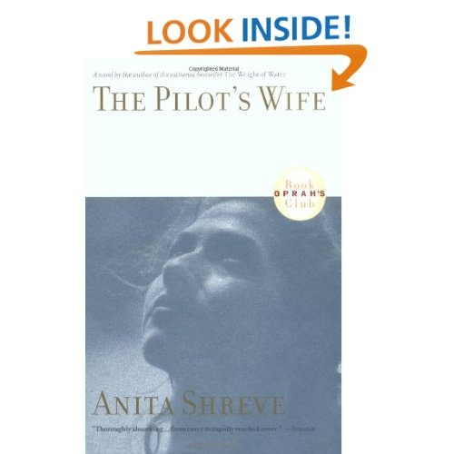 A literary analysis of pilots wife by anita shreve