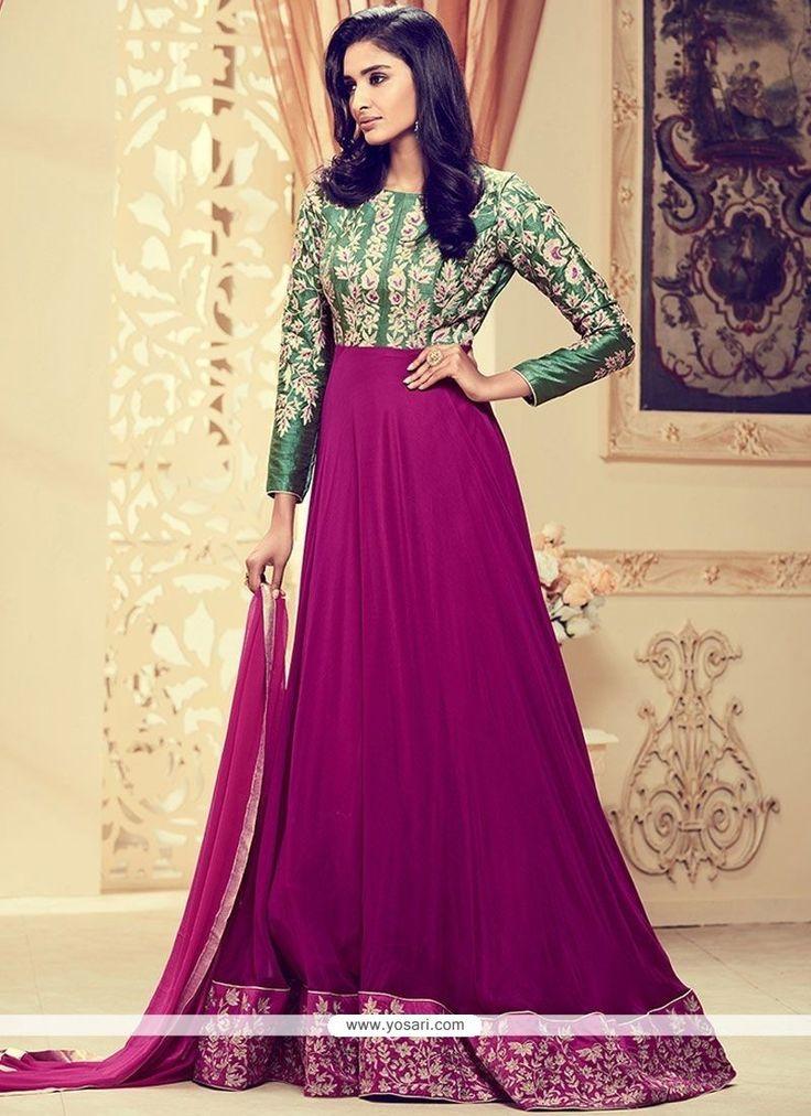 Mejores 15 imágenes de indian dress en Pinterest | Vestidos indios ...